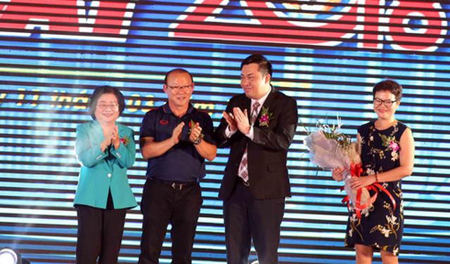Giải thưởng Fair Play 2018: Quang Hải, Bùi Tiến Dũng, Văn Hậu, Hà Đức Chinh - Ảnh 7.
