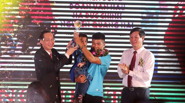 Giải thưởng Fair Play 2018: Quang Hải, Bùi Tiến Dũng, Văn Hậu, Hà Đức Chinh - Ảnh 1.