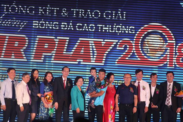 Giải thưởng Fair Play 2018: Quang Hải, Bùi Tiến Dũng, Văn Hậu, Hà Đức Chinh - Ảnh 6.