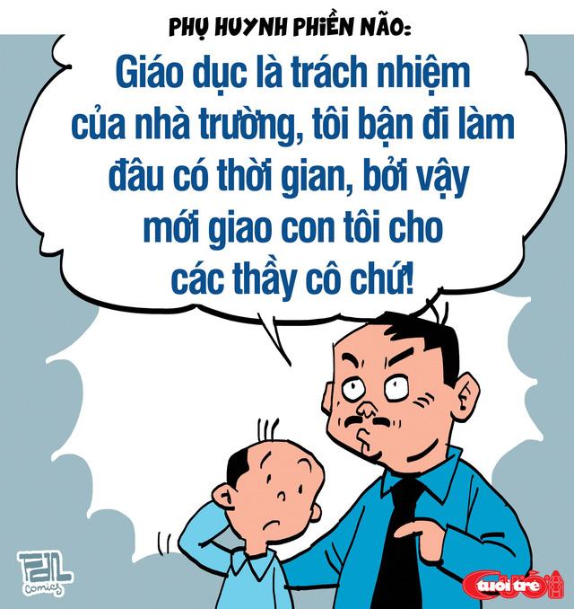 Khi người Việt đổ thừa - Ảnh 2.