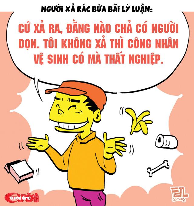 Khi người Việt đổ thừa - Ảnh 3.