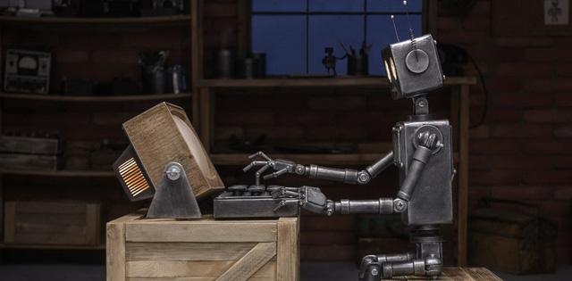 Phóng viên robot: 5 phút sản xuất 40.000 tin tức  - Ảnh 1.