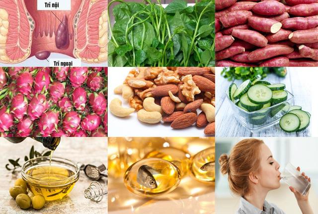 Người mắc bệnh trĩ nên ăn gì để tránh bị táo bón? - Ảnh 1.