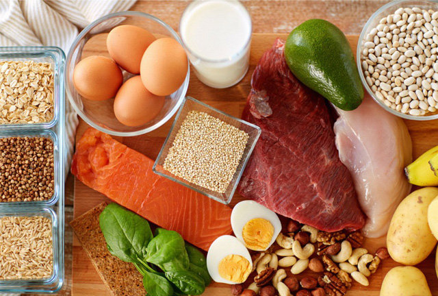 Bạn cần bao nhiêu protein? - Ảnh 1.