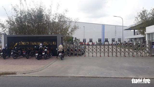 Gần 100% công nhân Công ty Lu An đã đi làm trở lại - Ảnh 1.