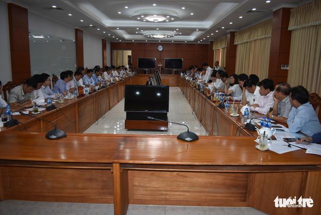 Bộ trưởng Nguyễn Văn Thể: Xây dựng, quản lý đường tránh TP Long Xuyên như cao tốc - Ảnh 1.