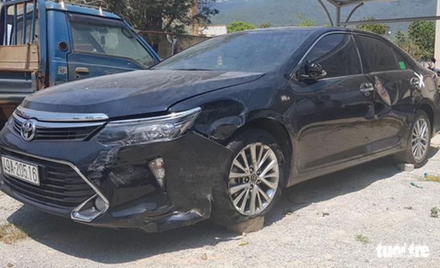 Đề nghị kỷ luật 3 thẩm phán vụ ôtô gây tai nạn rồi bỏ mặc nạn nhân - Ảnh 1.