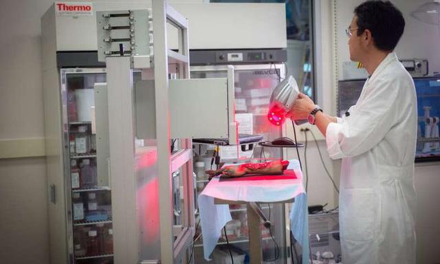 Công nghệ photocopy sẽ được dùng để in da chữa bỏng?