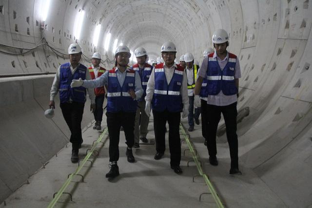 Bí thư Nguyễn Thiện Nhân: Khai thác hiệu quả quỹ đất quanh metro - Ảnh 2.