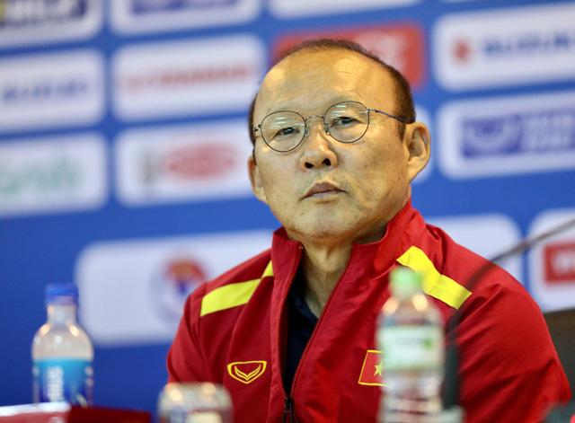 """HLV Park Hang Seo: """"Hãy làm việc với tinh thần Việt Nam"""" - Ảnh 1."""