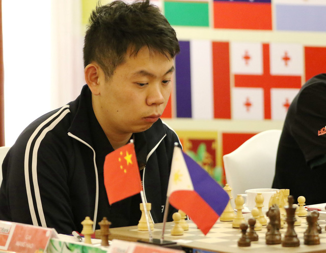 Kỳ thủ Wang Hao đăng quang Giải cờ vua HDBank 2019 - Ảnh 1.