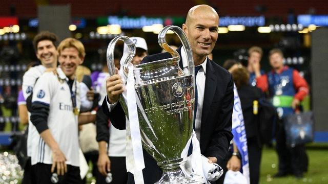 Zidane hưởng lương bao nhiêu khi trở về dẫn dắt Real Madrid? - Ảnh 1.
