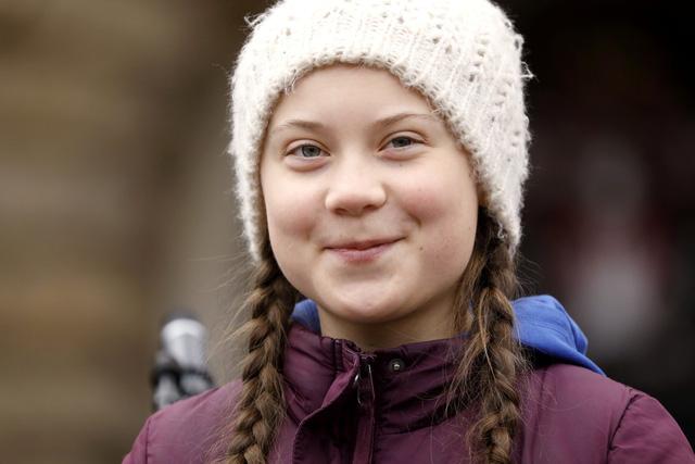 Chống biến đổi khí hậu, nữ sinh 16 tuổi được đề cử Nobel hòa bình - Ảnh 1.