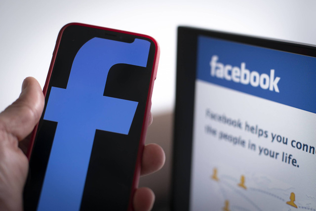 Facebook khẳng định không bị tấn công mạng - Ảnh 1.