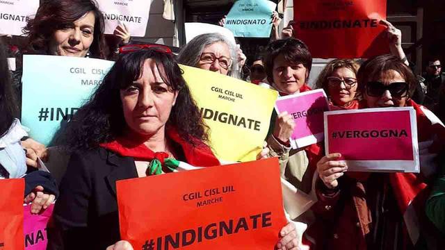 Dân Ý phẫn nộ khi tòa tha kẻ hiếp dâm vì nạn nhân quá xấu - Ảnh 1.