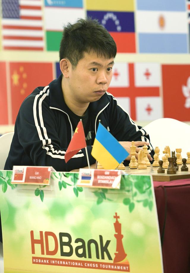 Chuyện về Wang Hao, nhà vô địch Giải cờ HDBank 2019 - Ảnh 1.