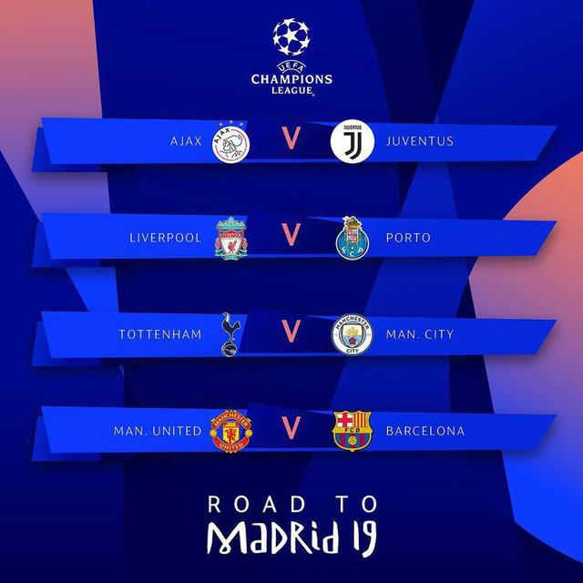Lịch đá Champions League của M.U bị thay đổi hi hữu - Ảnh 1.