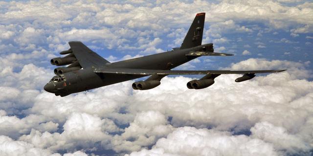 Mỹ lại điều 2 chiếc B-52 thách thức Trung Quốc ở Biển Đông - Ảnh 1.