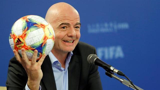 Ngày 5-6, FIFA sẽ quyết định World Cup 2022 có tăng lên 48 đội hay không - Ảnh 1.