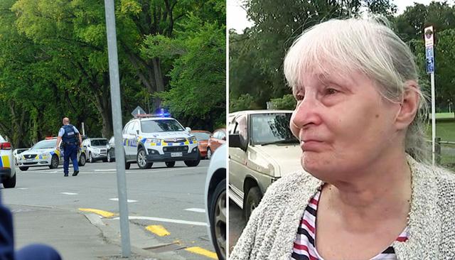 Người phụ nữ cứu giúp nạn nhân xả súng được ca ngợi là 'anh hùng' - Ảnh 1.