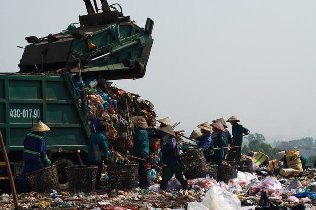 Đà Nẵng tính đầu tư nhà máy xử lý rác 100 triệu USD - Ảnh 1.