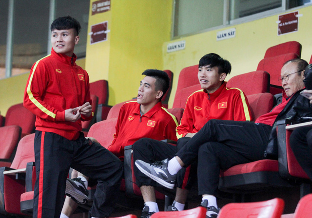 Không Quang Hải, Văn Hậu, U-23 Việt Nam vẫn thắng tuyển U-23 Đài Loan 6-1 - Ảnh 2.