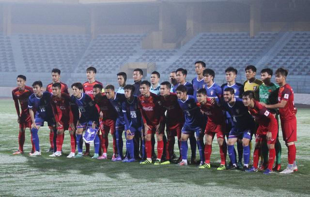 Không Quang Hải, Văn Hậu, U-23 Việt Nam vẫn thắng tuyển U-23 Đài Loan 6-1 - Ảnh 3.
