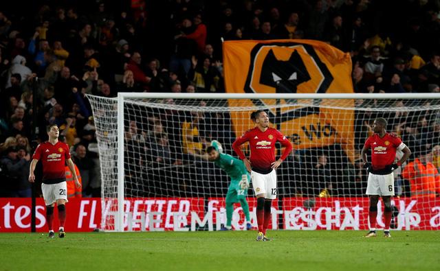 M.U bị Wolverhampton đá văng khỏi Cúp FA trong... 6 phút - Ảnh 3.