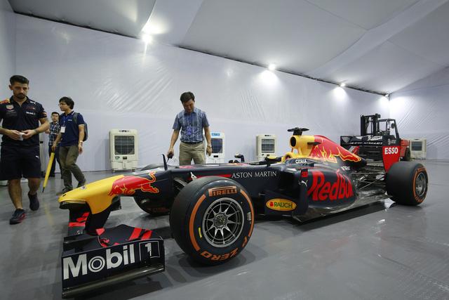 Hà Nội đăng cai F1 sẽ thúc đẩy phát triển du lịch - Ảnh 1.
