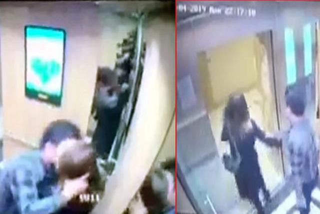 Quấy rối tình dục nữ sinh trong thang máy, bị phạt... 200.000 đồng - Ảnh 1.