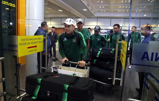 Tiền đạo đang đấu ở châu Âu của U-23 Indonesia nói sai tên đội chung bảng - Ảnh 3.