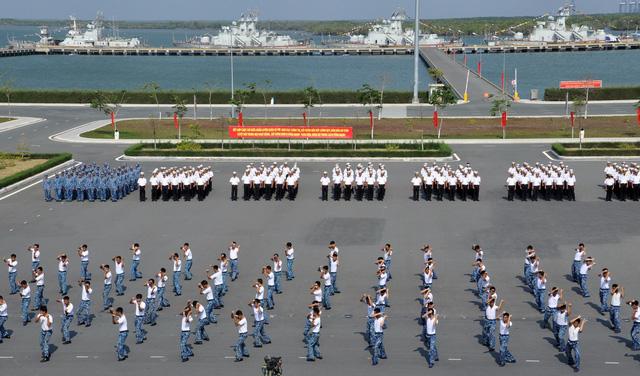Vùng 2 Hải quân: Hoàn cảnh nào cũng trung thành với Tổ quốc - Ảnh 3.