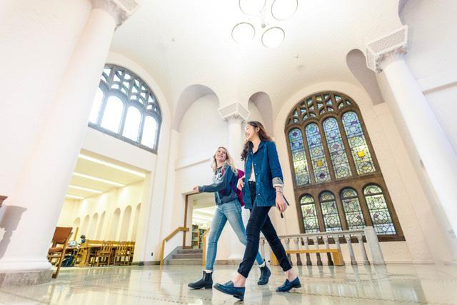 Gần 100% sinh viên tốt nghiệp Western Washington University có việc làm - Ảnh 1.
