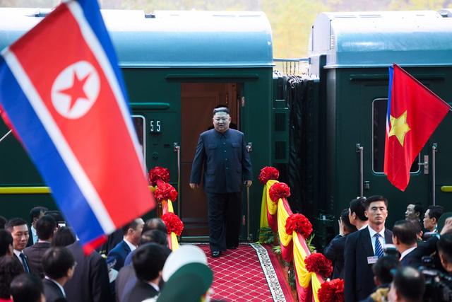 3 chuyện thú vị trong chuyến công du Việt Nam của ông Kim Jong Un - Ảnh 1.