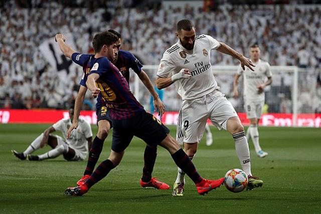 HLV Real Madrid: 'Chúng tôi phải đưa được bóng vào lưới' - Ảnh 3.