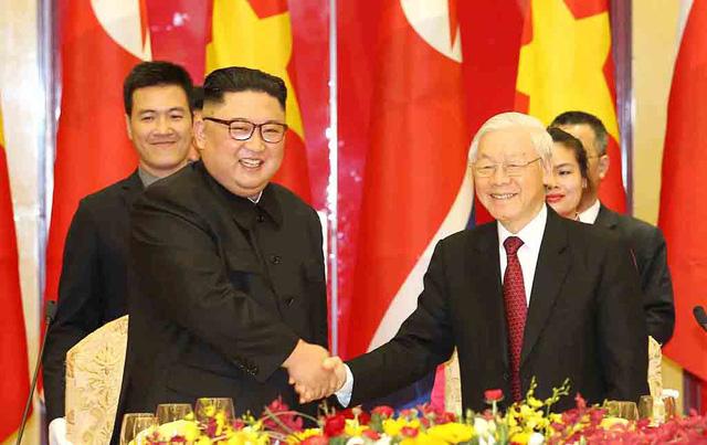 Chia sẻ kinh nghiệm đổi mới  với Triều Tiên - Ảnh 1.