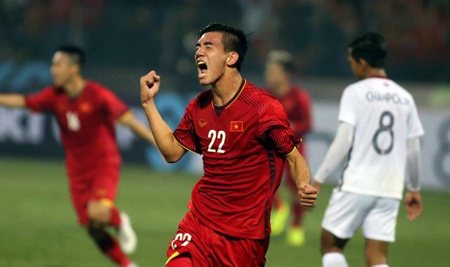 Tiền đạo Nguyễn Tiến Linh: Tôi không có duyên với giải U-23 châu Á - Ảnh 2.