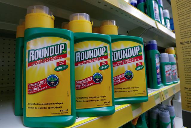 Tòa Mỹ lại xác định thuốc diệt cỏ Roundup gây ung thư - Ảnh 1.