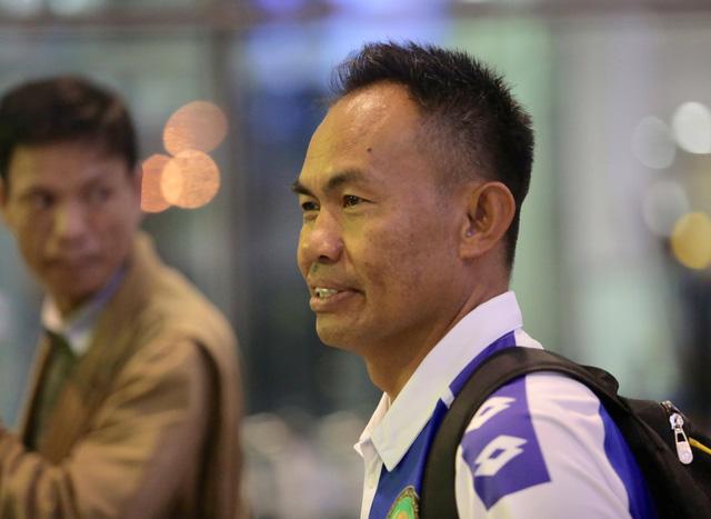 Tới Hà Nội, tiền đạo U-23 Thái Lan muốn đánh bại U-23 Việt Nam từ vòng loại - Ảnh 6.