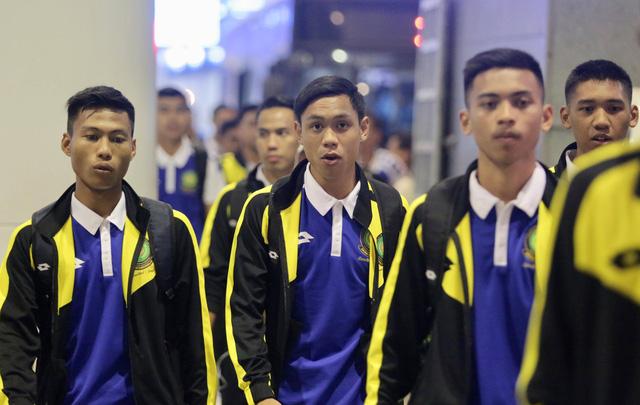 Tới Hà Nội, tiền đạo U-23 Thái Lan muốn đánh bại U-23 Việt Nam từ vòng loại - Ảnh 5.