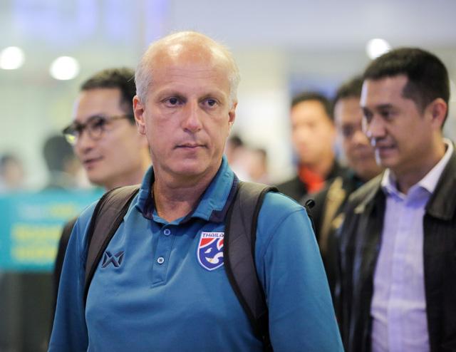 Tới Hà Nội, tiền đạo U-23 Thái Lan muốn đánh bại U-23 Việt Nam từ vòng loại - Ảnh 3.