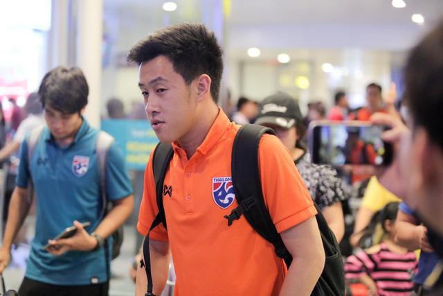 Tới Hà Nội, tiền đạo U-23 Thái Lan muốn đánh bại U-23 Việt Nam từ vòng loại - Ảnh 4.