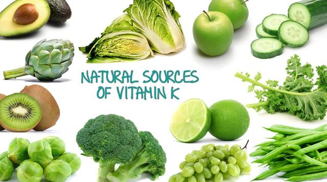 Những điều cần biết về Vitamin K - Ảnh 1.