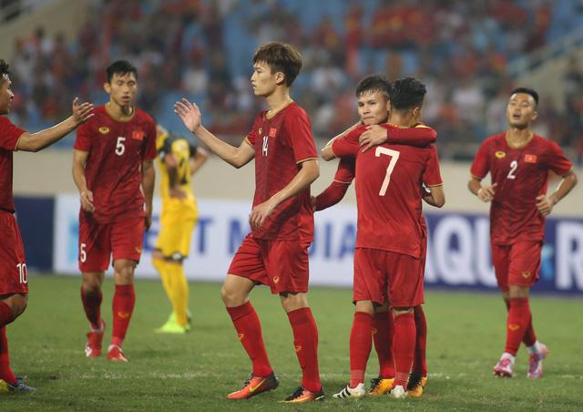 Thắng đậm U-23 Brunei, Việt Nam chờ quyết đấu Indonesia - Ảnh 1.