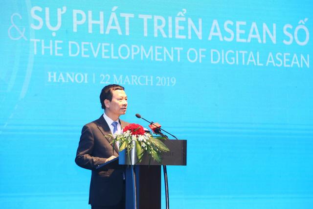 Mong muốn ASEAN phẳng về  5G và kinh tế số - Ảnh 2.