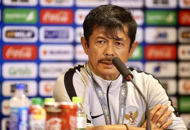 Thua Thái Lan, HLV Indra Sjafri không muốn nói về trận đấu với U-23 Việt Nam - Ảnh 1.