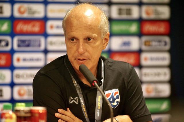 Thua Thái Lan, HLV Indra Sjafri không muốn nói về trận đấu với U-23 Việt Nam - Ảnh 2.