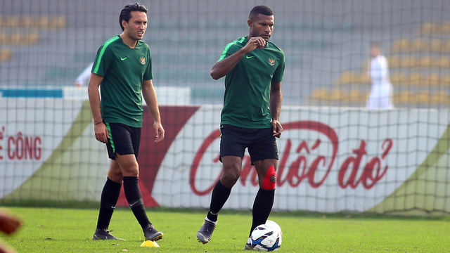 U-23 Indonesia quyết đấu Thái Lan - Ảnh 1.