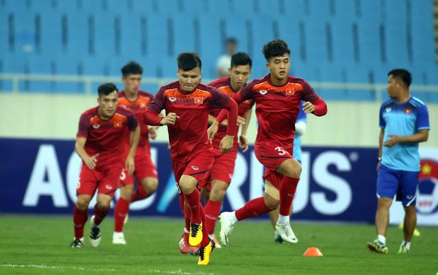 Chờ màn trình diễn của U-23 Việt Nam - Ảnh 1.