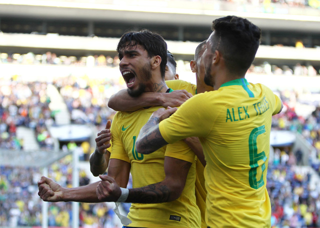 Brazil bị Panama cầm chân ở Bồ Đào Nha - Ảnh 1.